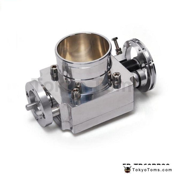 Nissan Rb20 65Mm Aluminum Turbo Throttle Body High Performance Jdm Exhaust