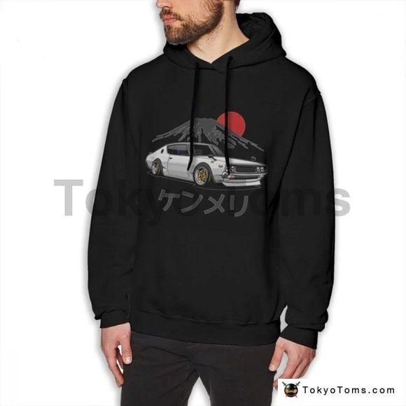 Old School Nissan GTR Hoodies