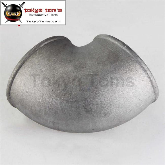 Pipe Joiner 102Mm Cast Aluminum 90 Degree Elbow Turbo Intercooler Pipe Piping