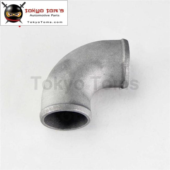 Pipe Joiner 57Mm 2.25 Cast Aluminum 90 Degree Elbow Turbo Intercooler Pipe Piping