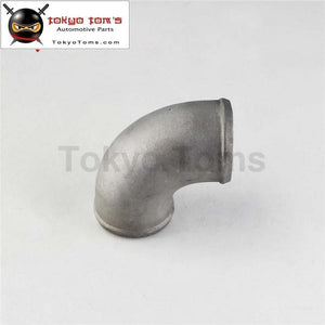 Pipe Joiner 63Mm 2.5 Cast Aluminum 90 Degree Elbow Turbo Intercooler Pipe Piping