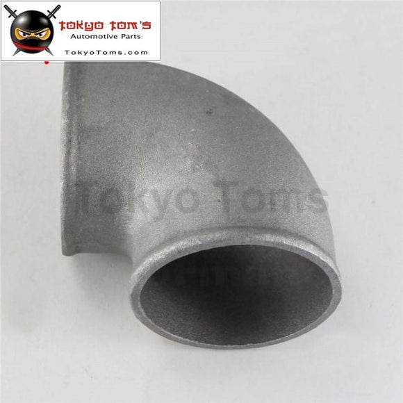 Pipe Joiner 89Mm Cast Aluminum 90 Degree Elbow Turbo Intercooler Pipe Piping
