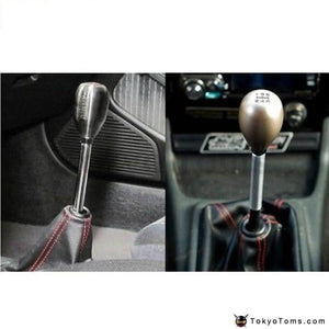 Polished Shift Knob Extension For Manual Gear Shifter Lever 4In M10X1.25 Shifters