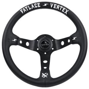 "13"" (330mm) FATLACE ""Style"" Steering Wheel"