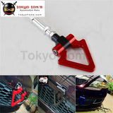 Red Aluminum Tow Hook Towing Ring For Audi A4 A4L 1.8T 2.0T 09-15