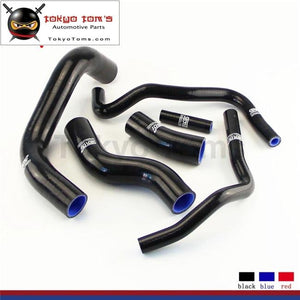 Silicone Coolant Radiator Hose Kit Fits For 2013 Scion Frs