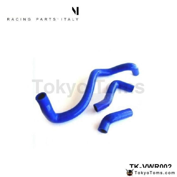 Silicone Intercooler Induction Intake Turbo Radiator Hose Kit For Vw Bora / Golf Jetta Iv 1.8T 99 -
