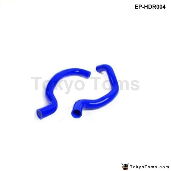 Silicone Intercooler Turbo Radiator Hose Kit For Honda Accord Cl7 03-10 (2 Pcs)