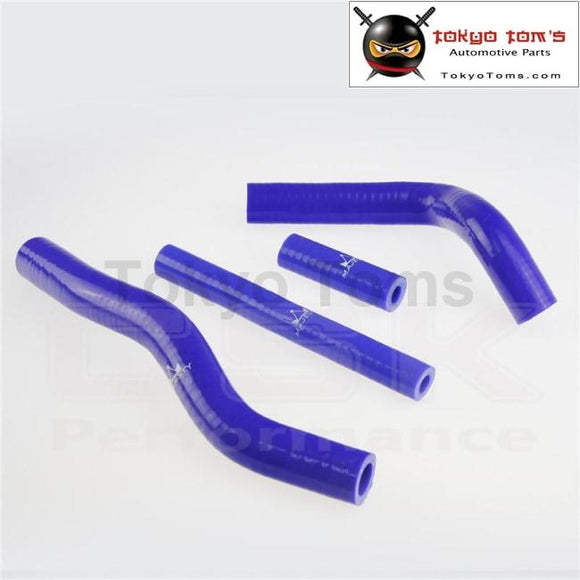 Silicone Radiator Coolant Hose For Suzuki Rm125 Rm 125 01-08