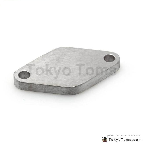 Stainless Steel 304 35Mm|38Mm Turbo Wastegate Blockoff Plate Block Off For Honda Acura All Parts