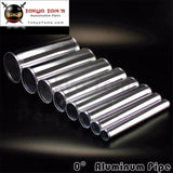 Straight 38Mm 1 1/2 Inch Aluminum Turbo Intercooler Pipe Piping Tube Tubing Straght Pipe Hose 1.5