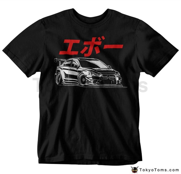 Summer Style Fashion Men Casual Tees Swag Hot Sale Styln Evo Japan Clothing