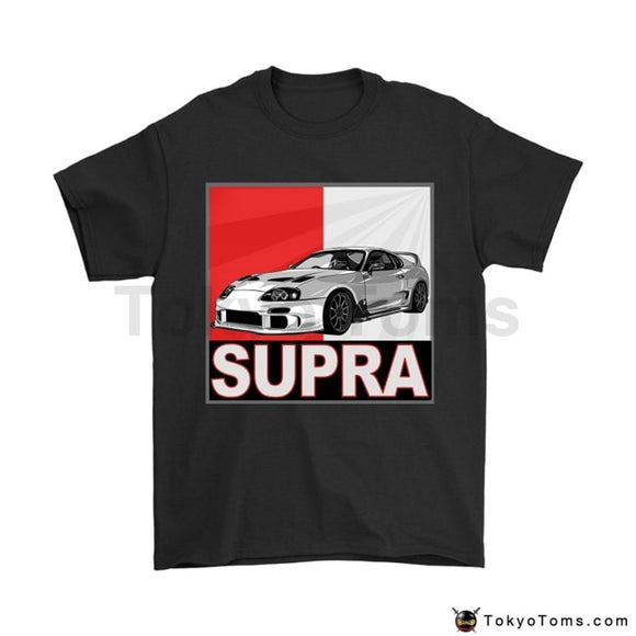 T Shirt Short Sleeve Japanese Car Fans Jdm Stance Tuner T-Shirt O-Neck Hipster T-Shirts Clothing
