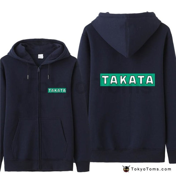Takata Racing Sweatshirt Hoodies