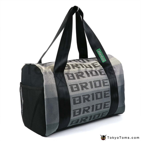 BRIDE Style - Black Bride Strap - Duffel Bag - Carry Bag