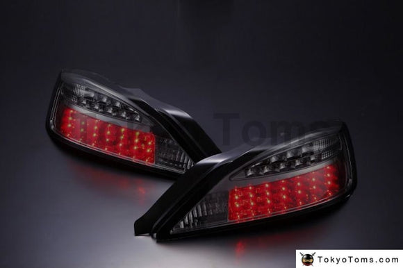 Nissan S15 Silvia Led Tail Lamp Led Turn Signal Type (Smoke) (Right And Left Set)