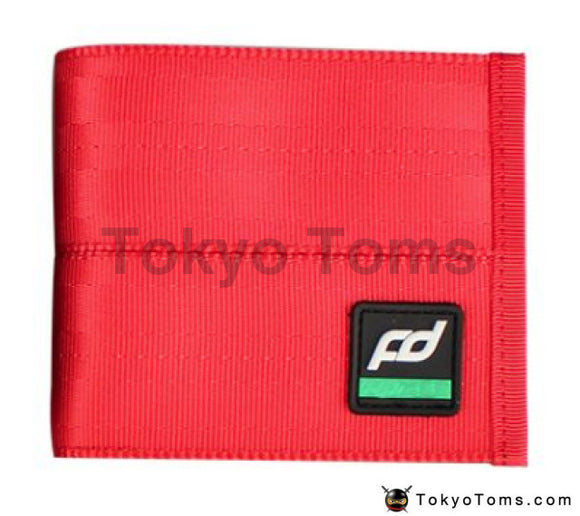 Takata Style Wallet - Red