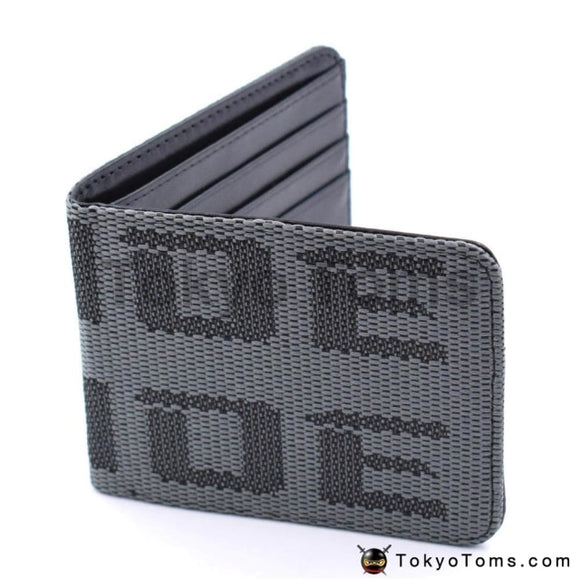 Bride Style Wallet - Dark Grey