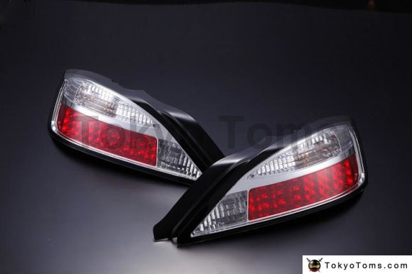 Nissan S15 Silvia Led Tail Lamp (Chrome) (Right And Left Set)
