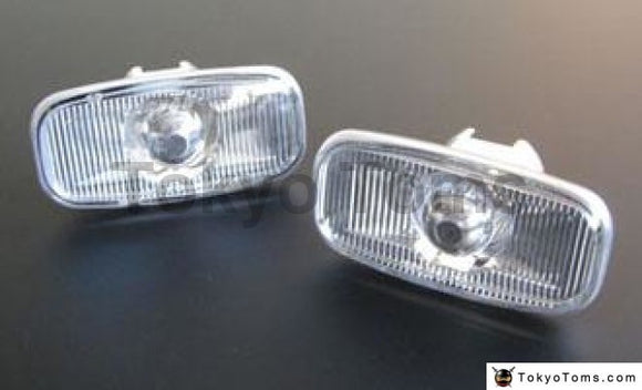 Nissan S15 Silvia Clear Side Turn Signal (Left And Right Set)