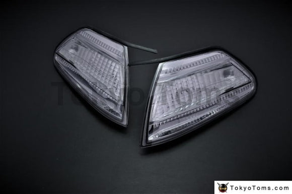 Toyota JZX100 Series Mark Ii Crystal Corner Lamp (Smoke) (Right And Left Set)