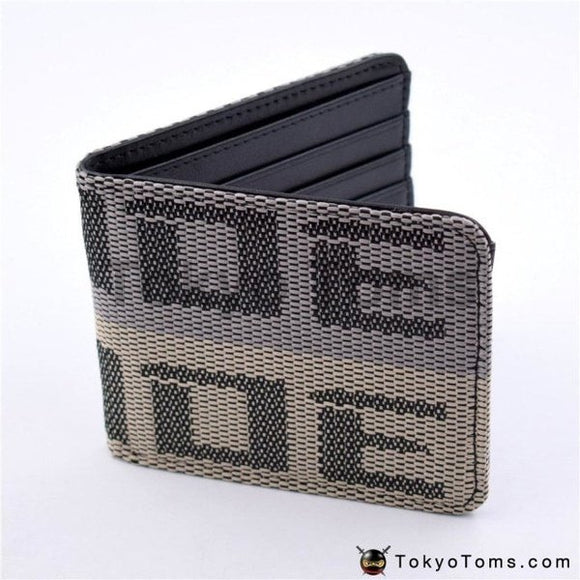 Bride Style Wallet - Two Tone