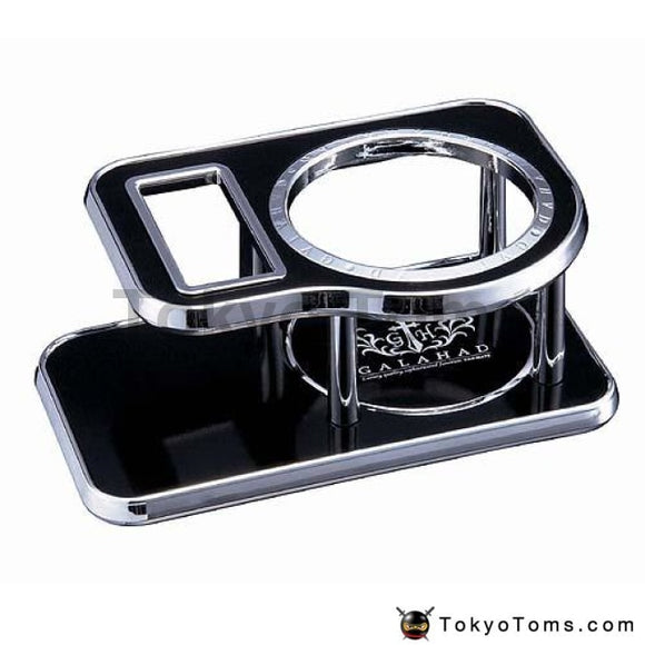 tokyo Toms Black VIP Luxury Drink table - cigarette holder