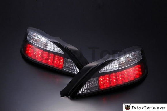 Nissan S15 Silvia Led Tail Lamp (Black) (Left And Right Set)