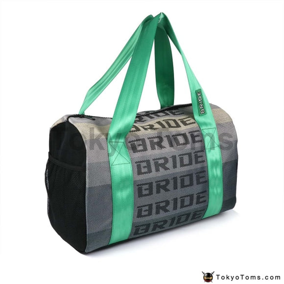 BRIDE Style - Green Bride Strap - Duffel Bag - Carry Bag