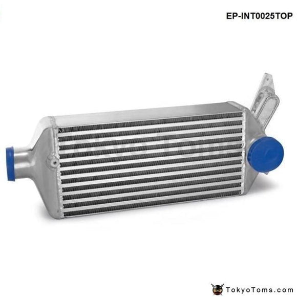 Top-Mount Bolt -On Aluminum Turbo Intercooler For Subaru Impreza Wrx Ej25 Gh Grb Gee 08-14