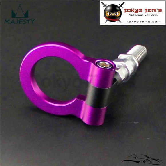 Tow Hook For BMW E82 E88 08-12/ E90 E91 06-13/ E92 E93 06-13/ E70 X5 07-13 Purple