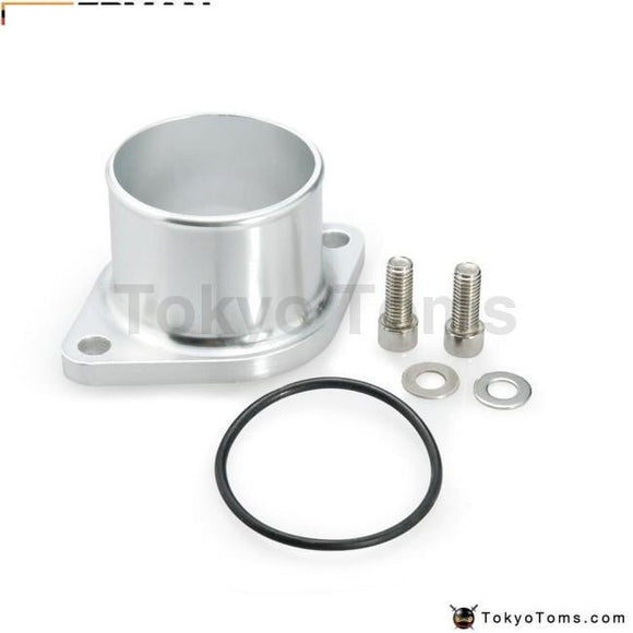 Turbo Compressor Inlet Adapter Flange 2.5Garrett For Nissan Gt25 Gt28 T25 T28 Parts
