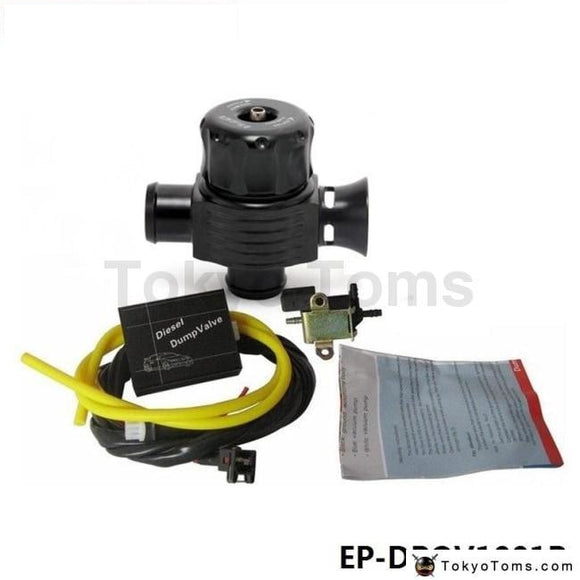 Turbo Diesel Electronic Blow Off Valve Dump Kit For Bmw Audi Vw Mercedes Isuzu Parts