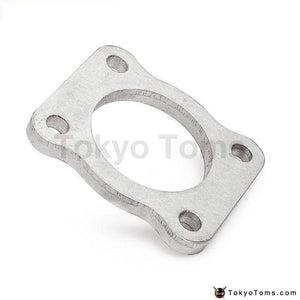 Turbo Turbine Inlet / Exhaust Manifold Flange For Mitsubishi 4G63T Evo1~3 Vr4 Parts