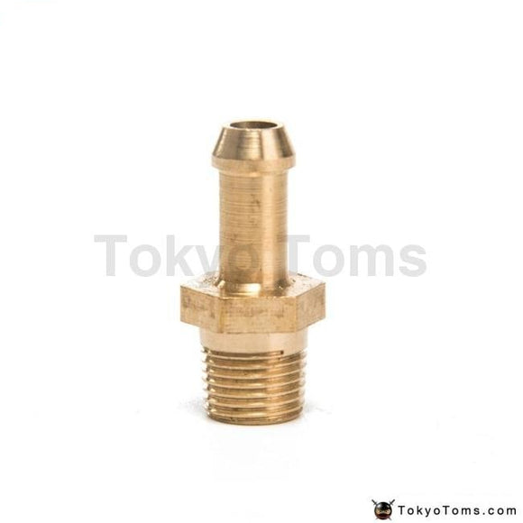 Turbocharger Compressor Brass Boost Nipple Garrett T2 T25 T28 T3 T34 Turbo 1/8Male Npt Parts