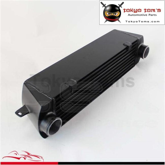 Twin Turbo Intercooler For Bmw 135 135I 335 335I E90 E92 N54 2006-2010 Black