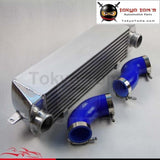 Twin Turbo Intercooler Kit For BMW 135 135I 335 335I E90 E92 2006-2010 N54 Blue