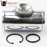 Universal 70Mm 2.75 Turbo Aluminum Flange Pipe For Ssqv/sqv Bov Blow Off Valve Piping
