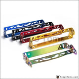 Universal Aluminum License Plate Frame Tag Holder For Janpanese /european Car Exterior Parts