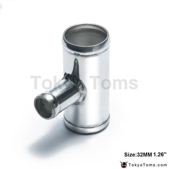 Universal Bov T-Pipe 32Mm 1.26 Outlet 25Mm Blow Off Valve T Joint Adaptor For Bmw F10 Valves