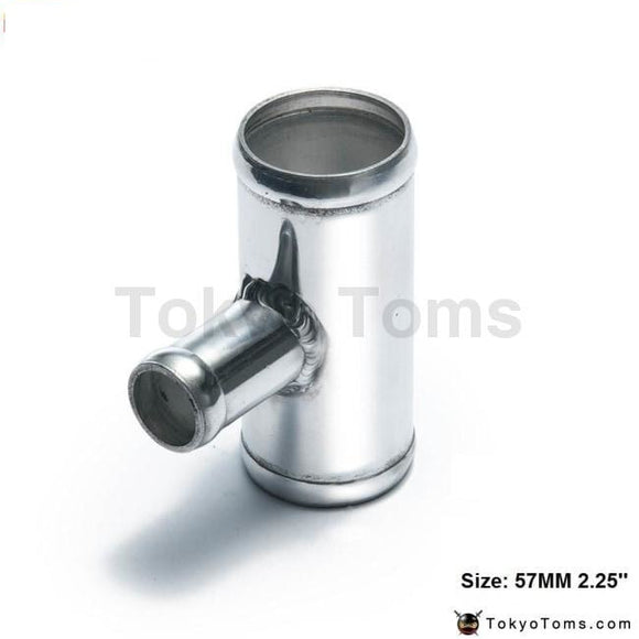 Universal Bov T-Pipe 57Mm 2.25 Outlet 25Mm Blow Off Valve T Joint Adaptor For Bmw 5 Series E39 525I