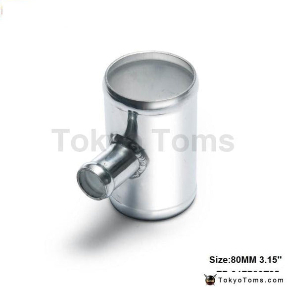 Universal Bov T-Pipe 80Mm 3.15 Outlet 25Mm Blow Off Valve T Joint Adaptor For Seat 2001-2006 Valves
