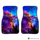 Custom Universal Car Floor Mats  Galaxy Type 1