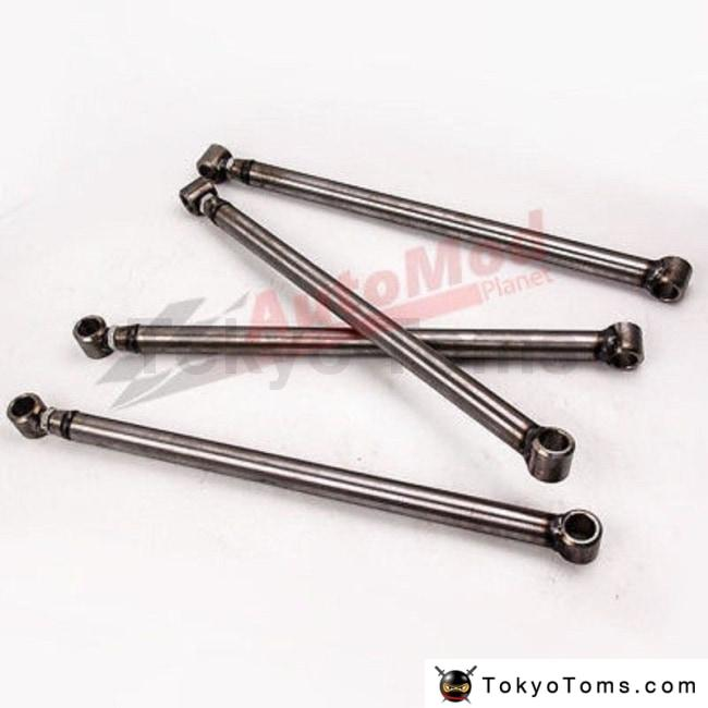 Universal Weld On Triangulated 4 Link Kit Brackets 2500 Bags Air Ride  Suspension 2 75 axle