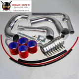 Upgrade Bolt On Front Mount Intercooler Piping Kit Fits For Nissan Silvia 240Sx S13 Sr20Det 89-94