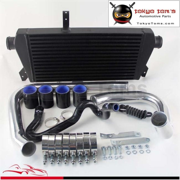 Upgrade Fmic Intercooler Kit For 96-01 Vw Passat Audi A4 B5 1.8T Black / Blue /red Kits