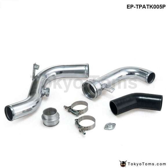 Volkswagen Vw Golf Gti Mk5/mk6 2.0T Turbo Piping Kits/aluminium Boost Pipe Intercooler Pipes
