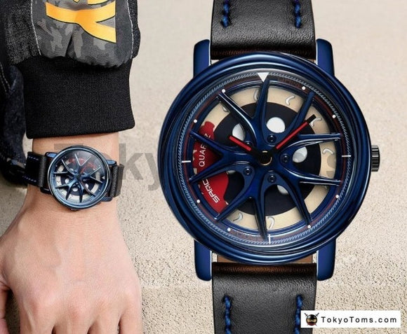 Wheel Rims Watch
