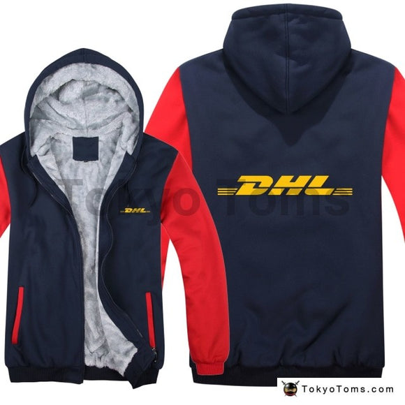 Winter DHL Hoodies