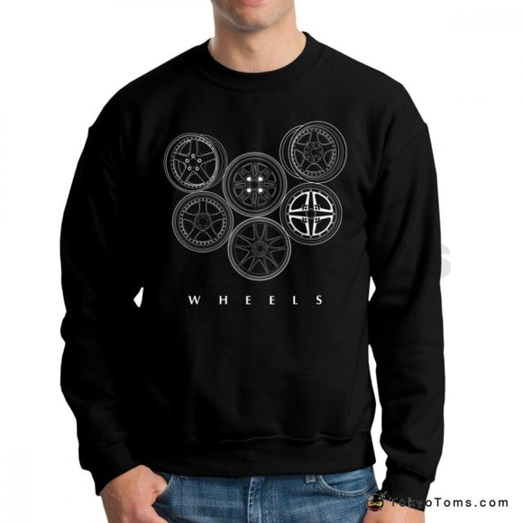 Work Wheels Long Sleeve